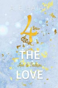 "Buch ""4 the Love - Ava & Jackson"" von A. F. Hajad"