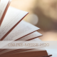 """Titelbild """"Online-Messen 2020"""" mit aufgeschlagenem Buch"""
